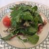 オーベルジュ - 料理写真:海の幸のサラダ