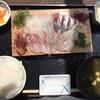 さんぺい - 料理写真:刺身三(四)種盛り定食