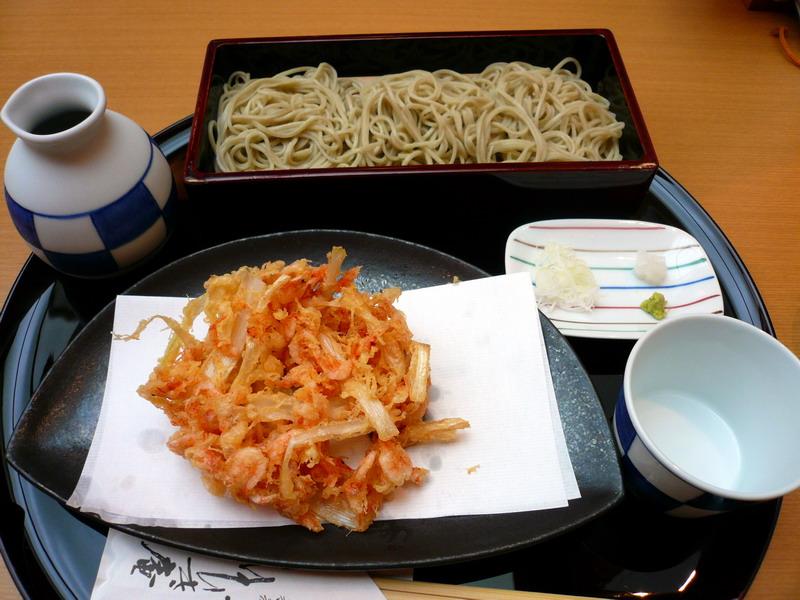 蕎麦 ひびき庵