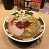 すごい煮干しラーメン凪 - 料理写真: