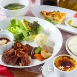 カフェ バラード - 宮崎産の柔らかな牛肉を贅沢に使用した『ステーキコース』