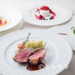 レストラン プランデルブ北鎌倉 - シンプルでクラシカルなフレンチをコース料理で
