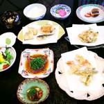 天ぷら新宿つな八 - 薫風