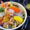 マルトモ水産 鮮魚市場 - 料理写真:スペシャル海鮮丼