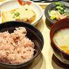 五穀 - 料理写真:五穀田舎定食(その1)