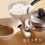 ふくろう亭 - シメに必ず味わいたい、絶品のお茶漬け