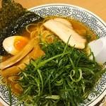 66036276 - ねぎ醤油ラーメン♪  730円