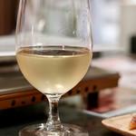 ワイン食堂 ビストロQ - グラス白