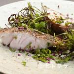 魚菜料理 縄屋 - 黒ムツの焼き物