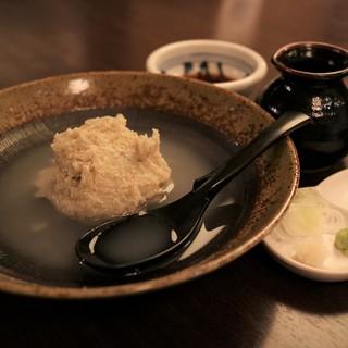 信州そば むらた - 料理写真: