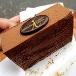 ショコラティエ イナムラショウゾウ - チョコレートケーキ!