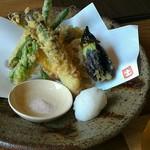 66061548 - 野菜天ぷら
