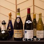 青柳 - 豊富に揃う日本酒とワインが奏でる料理とのマリアージュ