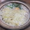 橋本食堂 - 料理写真:鍋焼きラーメンです☆ 2017-0419訪問