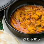 ガラムマサラ - 酸味あふれる『レモンチキンカレー』は、夏に食べたいさわやかなカレー
