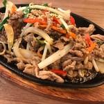韓国料理 シンガネ -