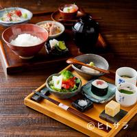 北野坂栄ゐ田 - ランチでも味わえる【栄ゐ田】の繊細な手の込んだ料理