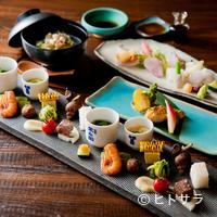 北野坂栄ゐ田 - 大切な日のお食事におすすめ。充実のコース料理