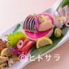 旬彩 杉たに - 料理写真:その日に仕入れた新鮮な旬魚を楽しめる『刺身五種盛り』