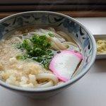 山本うどん店 - 料理写真: