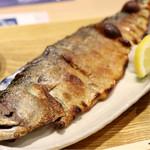 SABAR - 料理写真:とろさば塩焼き定食