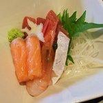 旬菜炭焼 玉河 - お刺身