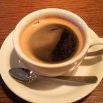 ソーダ - コーヒー