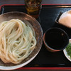 シラカワ - 料理写真:ざるうどん(*゚∀゚*)350円