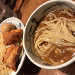 麺屋武蔵 - つけ麺(大)
