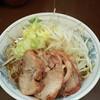 らーめん 陸 - 料理写真:らーめん+豚増し ※ヤサイ多め、背脂