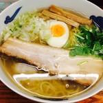 麺屋 ひょっとこ - あっさり美味しい柚子柳麺