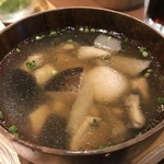 kawara CAFE & DINING - のっぺい汁!