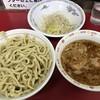 蓮爾 - 料理写真:【2017.4.15】蓮エビつけ麺¥1000