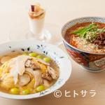 銀座 やまの辺 江戸中華 - オーナーシェフ自らが寄りすぐった全国各地の高級食材