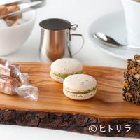 ナベノ-イズム - 季節を感じるデセールと、駒形らしい小菓子を