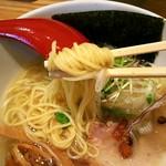 麺屋 燕 - 麺リフト