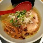 麺屋 燕 - ラーメン(塩)