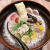 ソラノイロ トンコツ&キノコ - 料理写真:キノコのベジ白湯ソバ