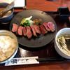 牛たん欅 - 料理写真:特選牛たん定食2570円