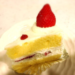 la vanille - 「苺のショートケーキ」