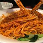 中国家庭料理 楊 - 汁なし坦々麺混ぜ混ぜ~
