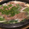 ほうば - 料理写真:和牛と山菜の鍋