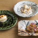 虎白 - 料理をさらに引き立てる現代作家の器たち
