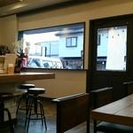 タムラ食堂 - 店内
