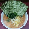町田家 - 料理写真:ラーメン720円麺硬め。海苔増し100円。
