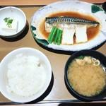 やよい軒 - 一汁三菜!630円なり。