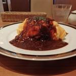 マルゼンカフェ - オムレツ早矢仕ライス
