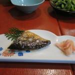 割烹 船勢 - 季節の焼き魚
