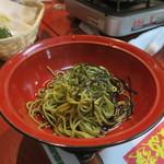 割烹 船勢 - 信州茶蕎麦