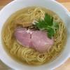 中華そば こてつ - 料理写真:塩らーめん 650円